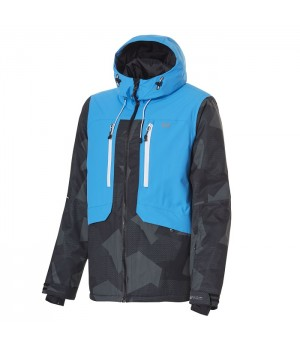 Kurtka Rehall DENVER-R Snowjacket Mens Ultra Blue