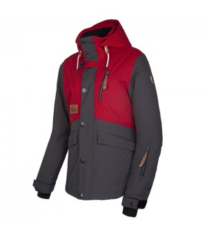 Kurtka Rehall MOOD-R Snowjacket Womens Cherry Red