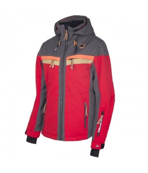 Kurtka Rehall ACER-R Snowjacket Womens Cherry Red