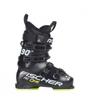 Buty Fischer RC One X90 Black Yellow