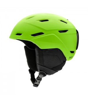 Kask Smith Mission Matte Limelight